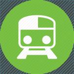 train-512 green